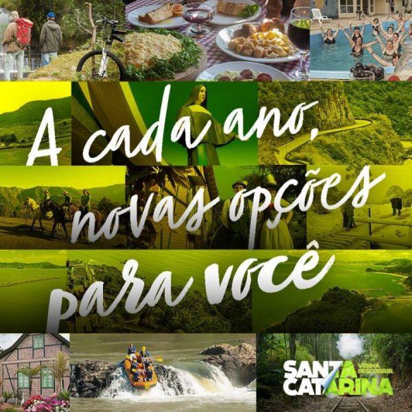 Diagnóstico evidencia efeitos multiplicadores do turismo na economia catarinense