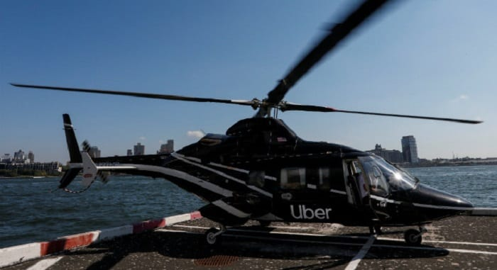 Primeiro surgiram os ubers que nos usamos diariariamente, depois os ônibus ubers intermunicipais e agora isso que está quase entrando em em ação na Big Apple.