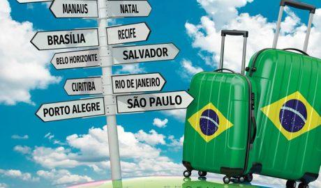 Mtur investe R$ 418 milhões em 694 obras de infraestrutura turística