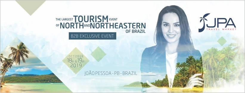 Apontado como um dos eventos referência para o trade turístico, o JPA Travekl Market espera receber mais de 3,5 mil profissionais do setor de todos os estados do Brasil e da América Latina.