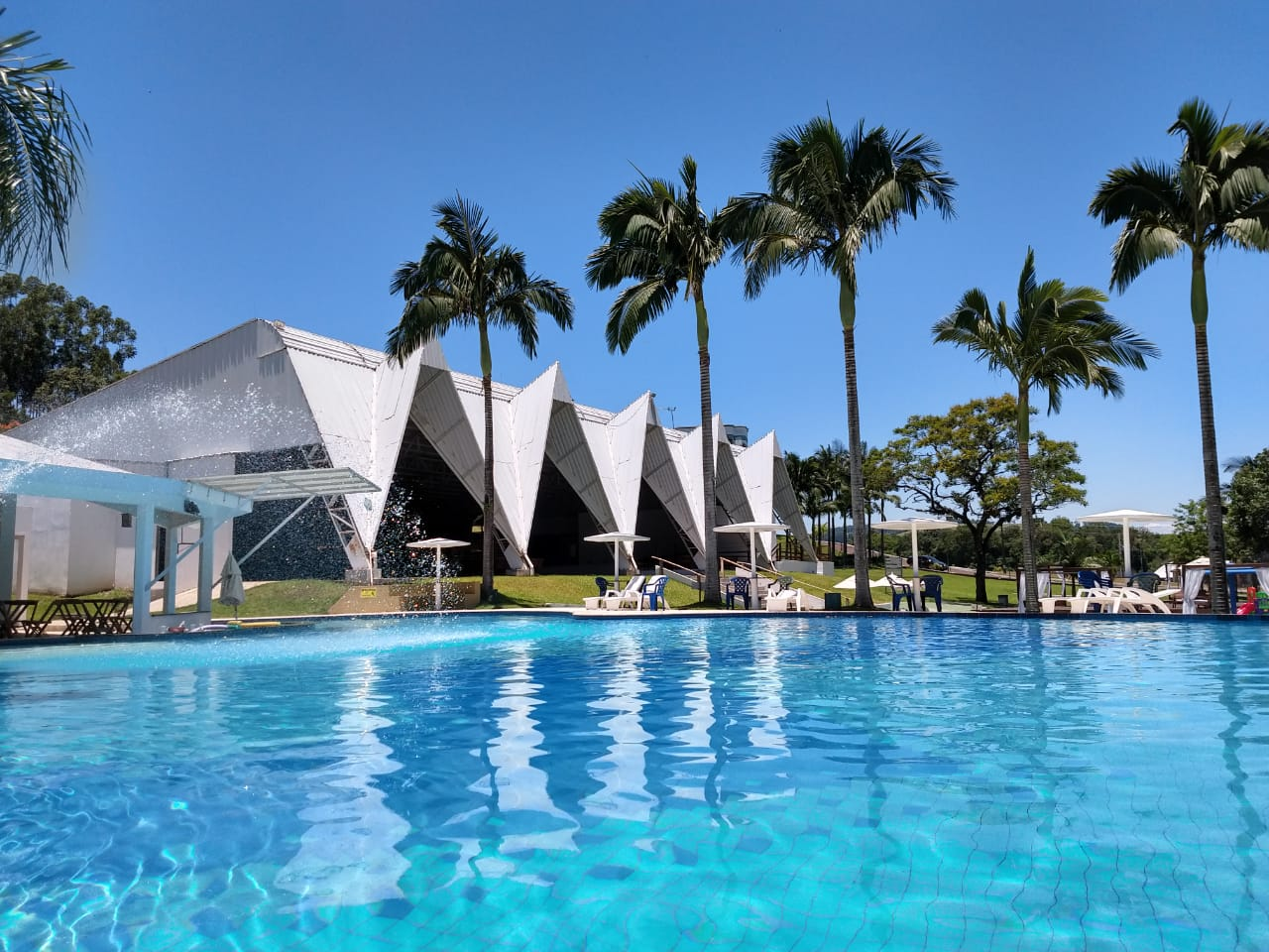 O turismo termal da região Oeste de Santa Catarina, estará representado na 31ª edição do Festival Internacional de Turismo - FESTURIS