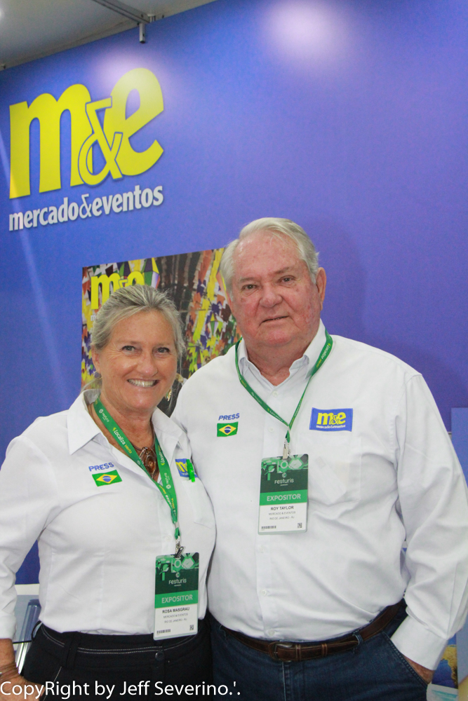 O presidente e fundador do MERCADO & EVENTOS, Roy Taylor, está entre os finalistas do Prêmio Nacional do Turismo 2019, na categoria Imprensa.