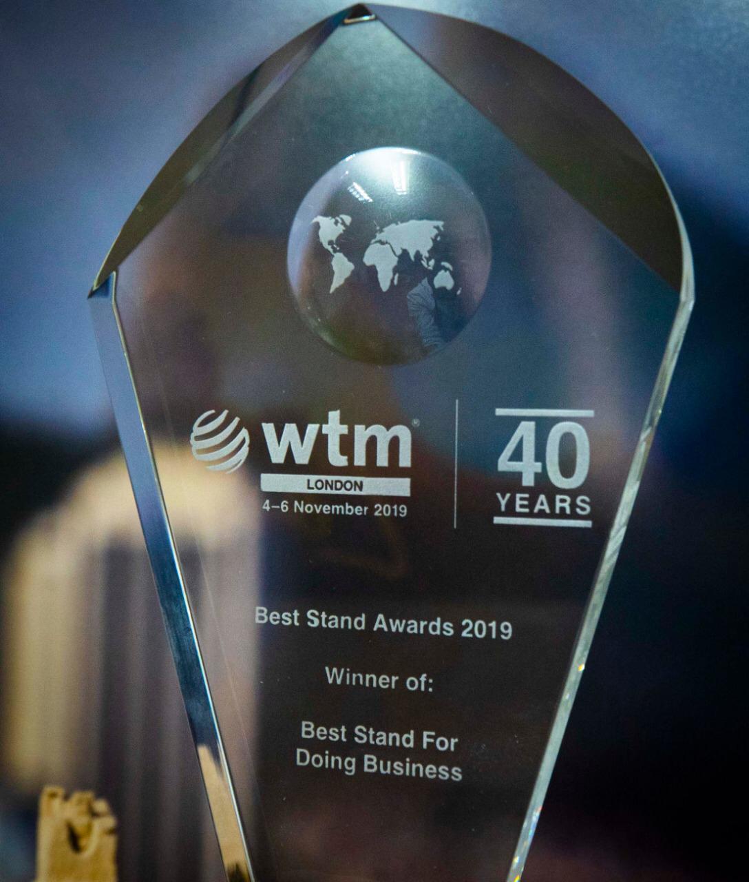 Best Stande na WTM Inglaterra 2019