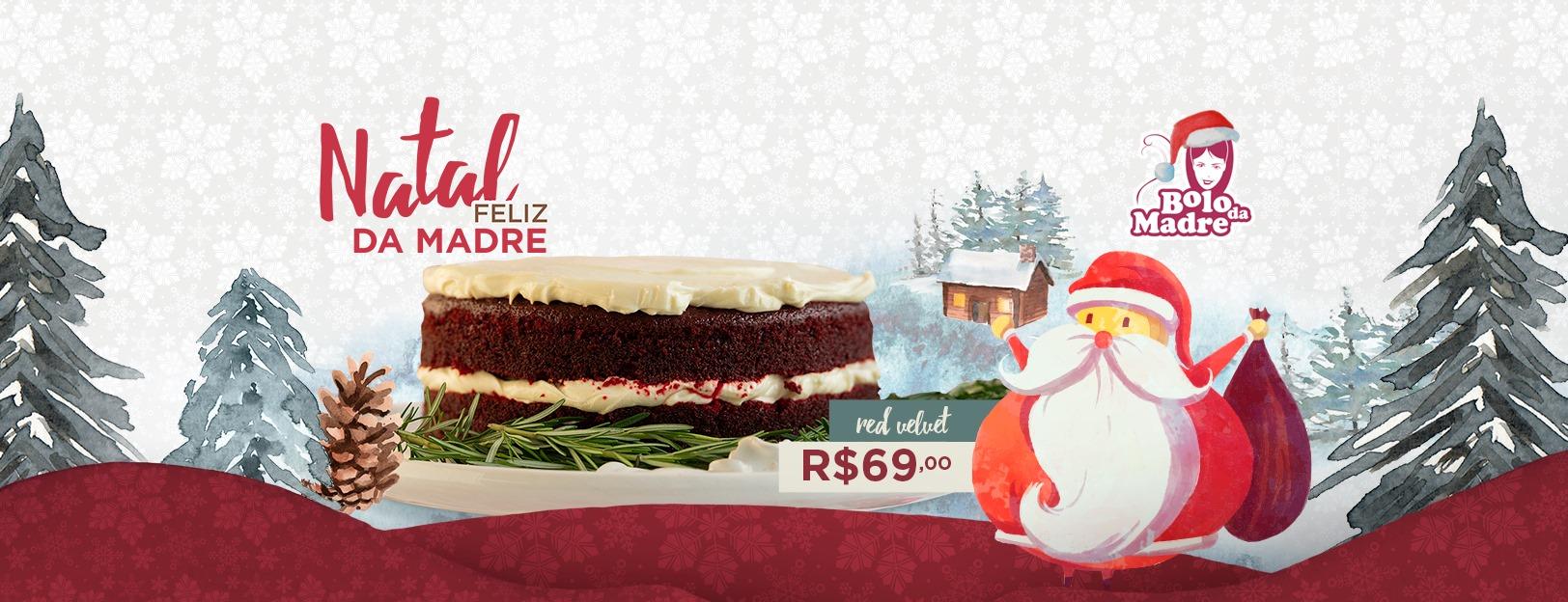 Essa sobremesa é fundamental após a Ceia de Natal. É sair da geladeira e ir para a mesa. Um sonho de Natal do Bolo da Madre em são José - SC