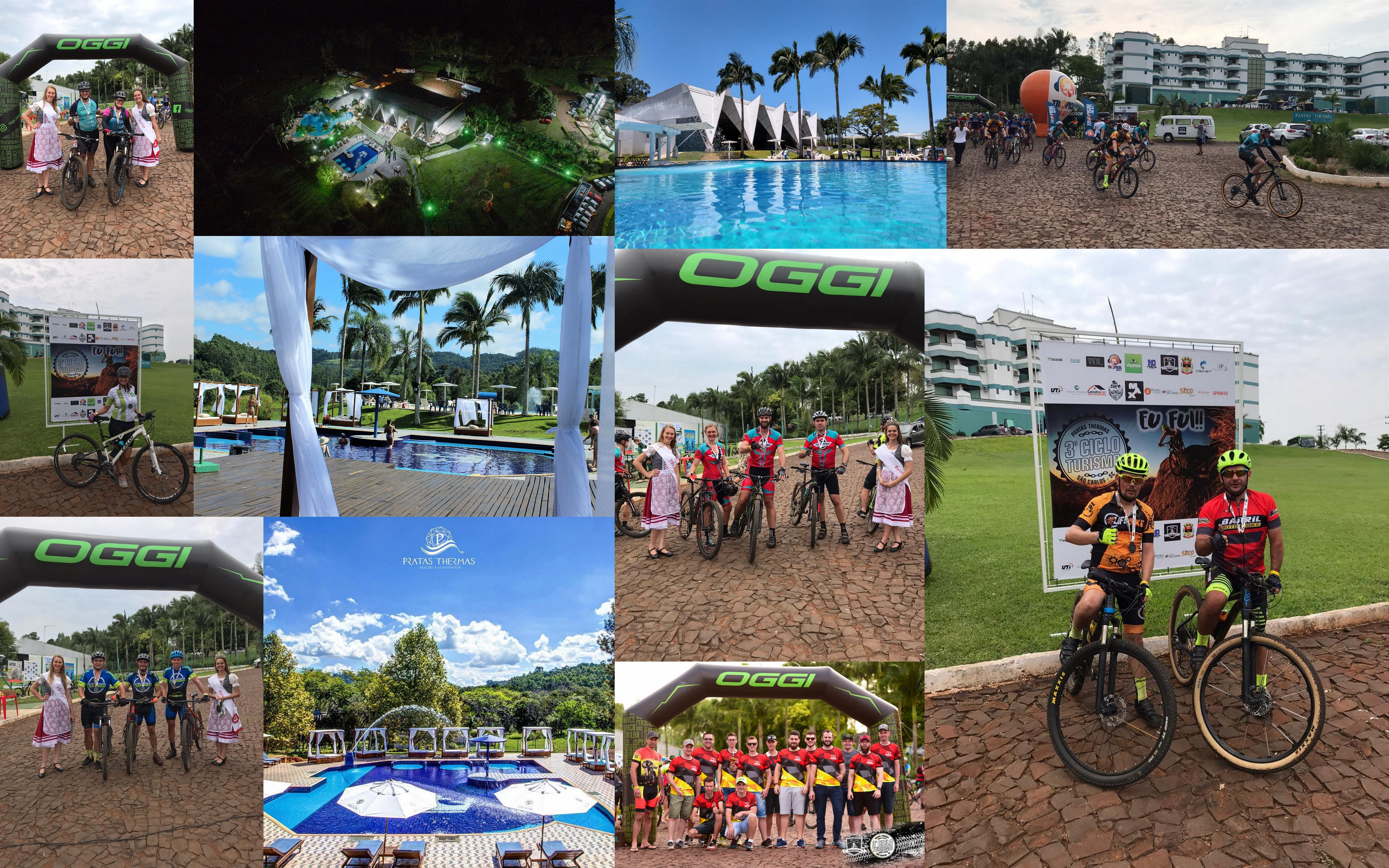 Ciclo Turismo Pratas Thermas Resort & Convention