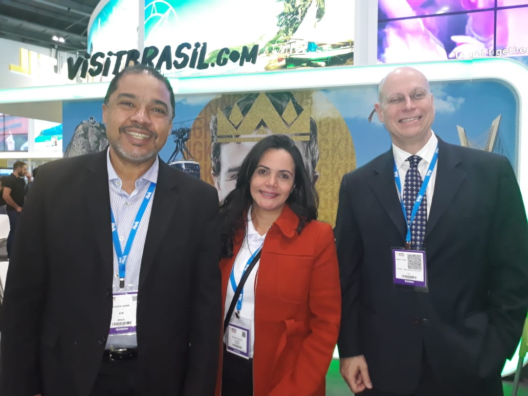 Brazil Travel market na WTM Londres
