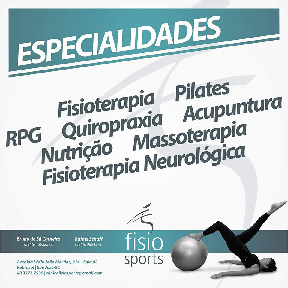-Black FridayFisio Sports - Fisioterapia e Pilates
