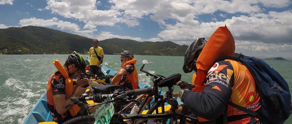 Cicloturismo em ação - CicloVil Bike fecha o ano promovendo mais um super pedal - Foto: Jefferson Severino - turismoonline.net.br