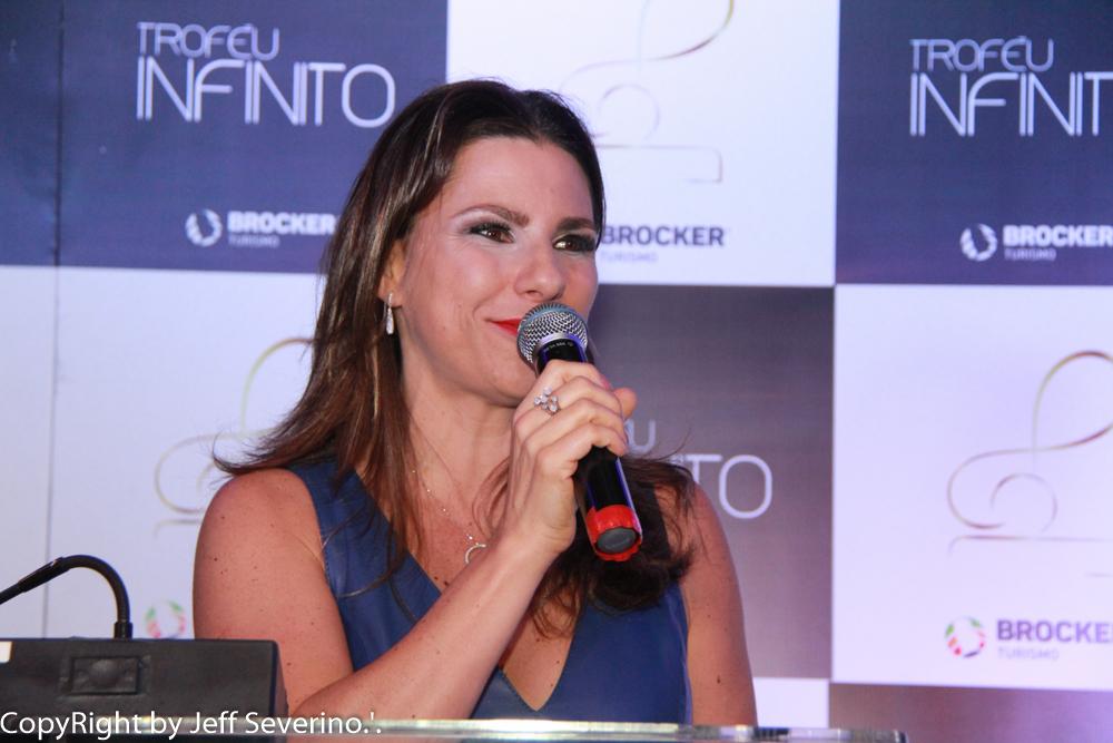 Brocker premia maiores players do turismo no Brasil com Troféu Infinito