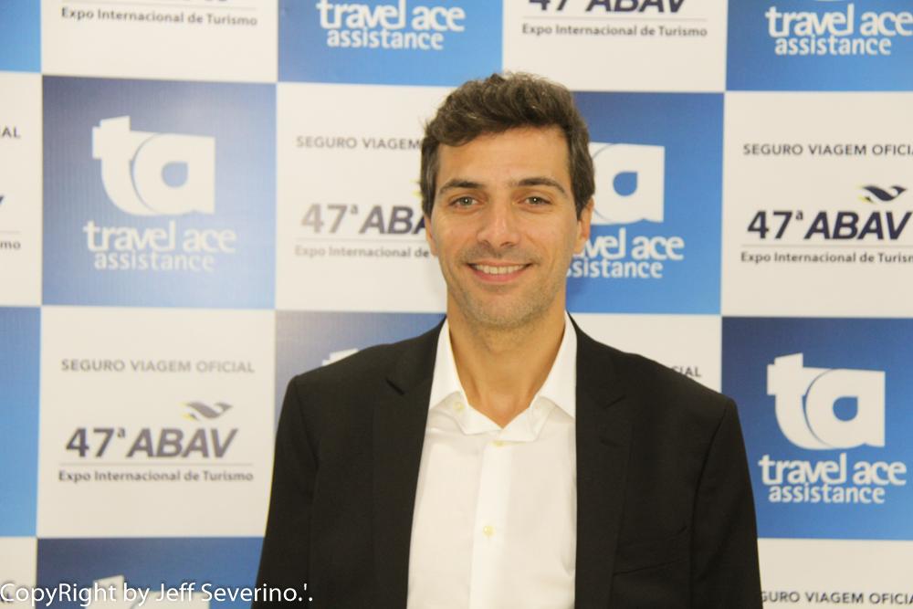Federico Siri presidente da Travel Ace.