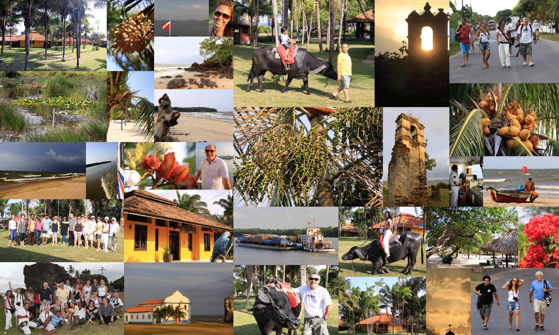 Belém é a porta de entrada da região amazônica e parada obrigatória para quem quer conhecer o norte do Brasil. São quase 1,5 milhões de habitantes, gente hospitaleira e que oferece aos visitantes uma completa infraestrutura turística.