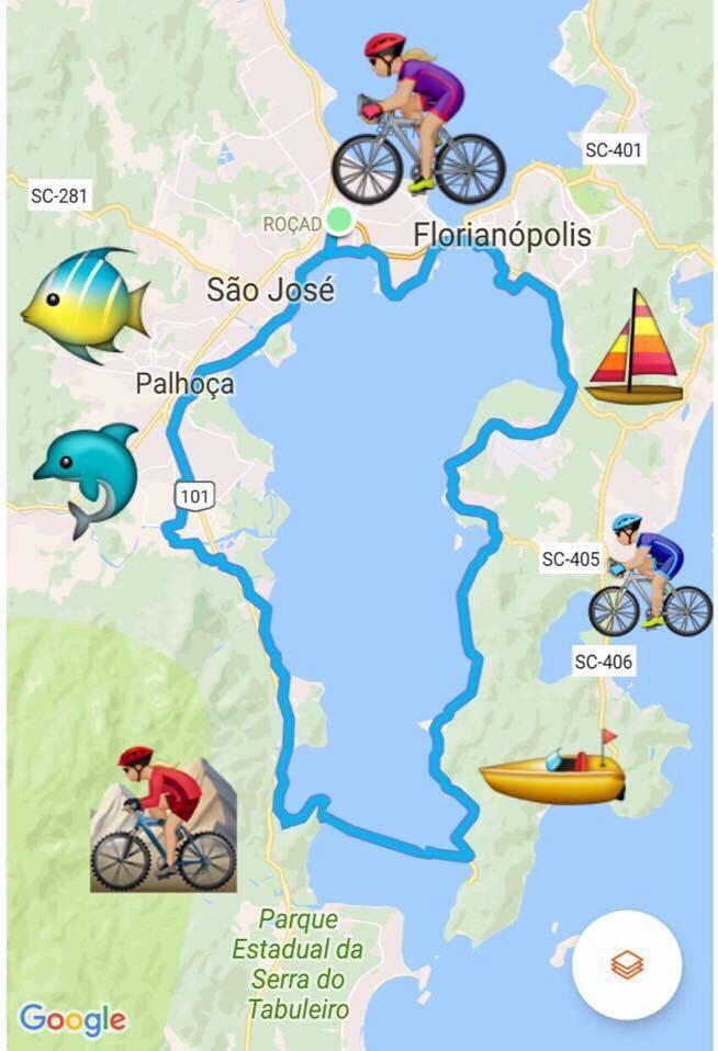 Cicloturismo em Ação - CicloVil Bike fecha o ano promovendo mais um super pedal - Divulgação
