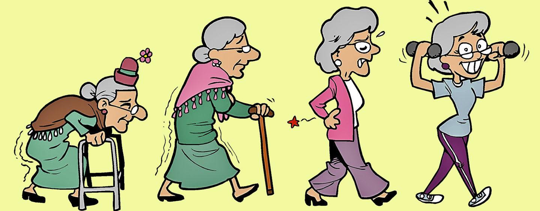Pilates para a melhor idade - Divulgação