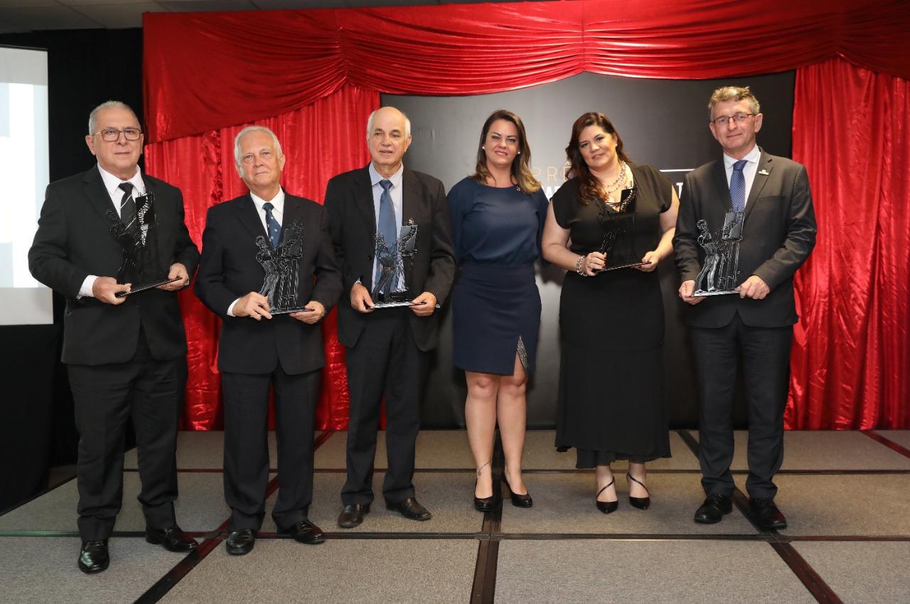 Prêmio Juarez Machado de Turismo 2019 homenageia destaques no setor de eventos e negócios -Foto André Kopsch