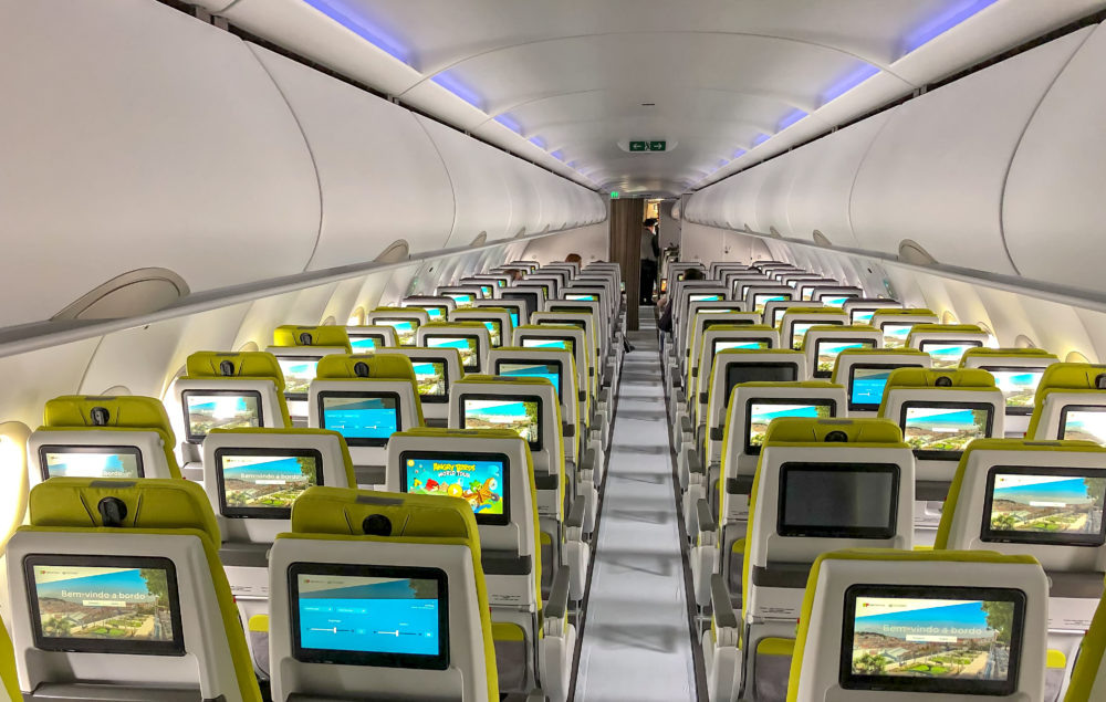 TAP voará de A321neo para Belém