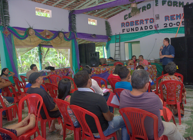 Com uma programação diversificada voltada para divulgar a produção de açaí orgânico na localidade de Ponta Negra do Rio Meruu, no município de Igarapé-Miri que é conhecida como a capital mundial do açaí