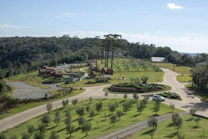 Localizado na área rural de Gramado e com o verde da Mata Atlântica espalhados por todos os lados, o Parque Olivas de Gramado é o atrativo turístico que desponta na serra gaúcha