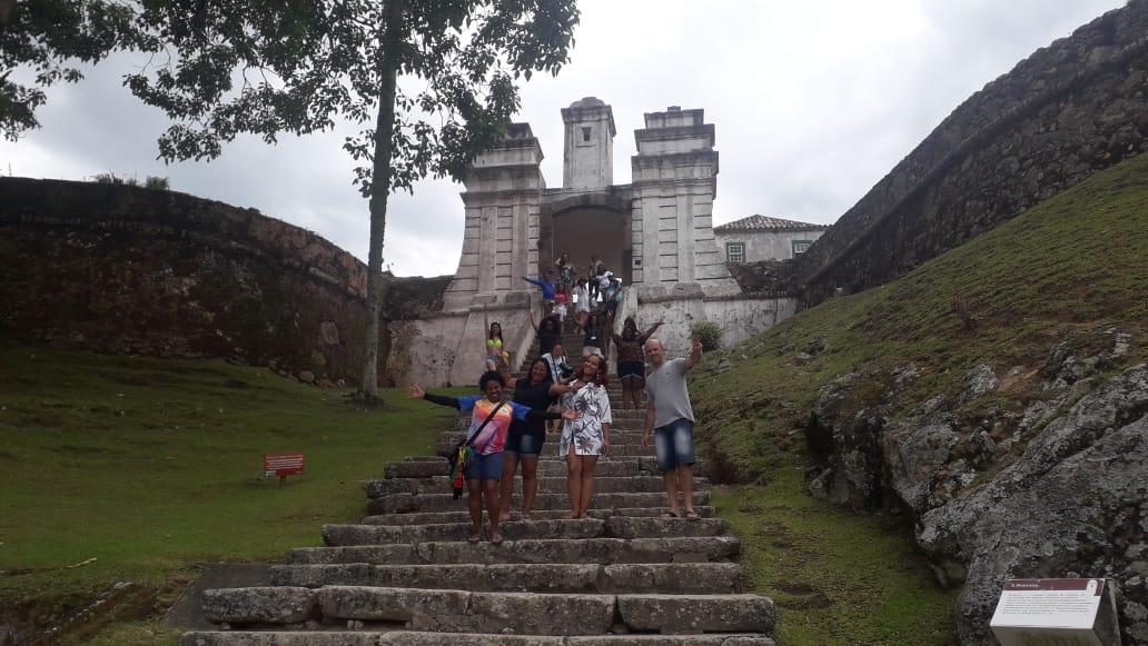 A Instância de Governança do Turismo da Grande Florianópolis, recebeu visita técnica-famtour de agentes de viagens de São Paulo - Foto - Divulgação