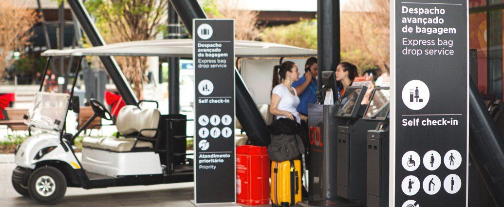 Floripa Airport inova com sistema de Despacho Avançado de Bagagem