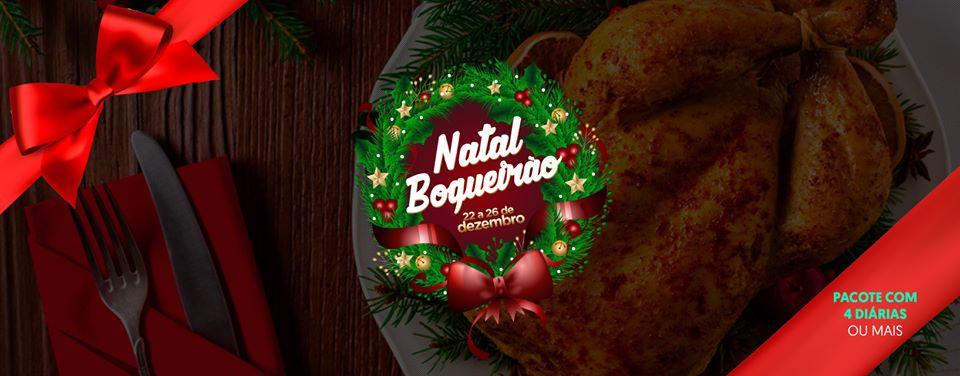 Natal no Hotel Fazenda Boqueirão - Lages - SC -Divulgação