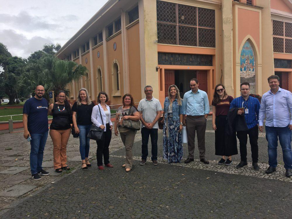 O próximo Fórum Paranaense de Turismo Religioso será realizado nos dias 13 e 14 de agosto de 2020 no Santuário do Rocio