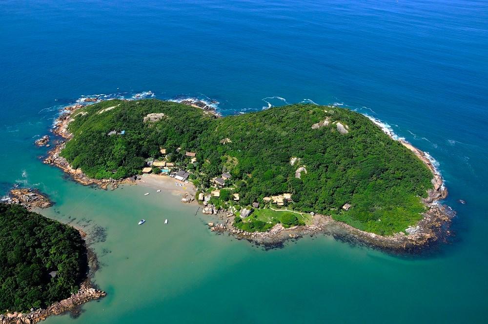 Pousada Ilha do Papagaio - Lugares paradisíacos e exclusivos estão no topo da lista