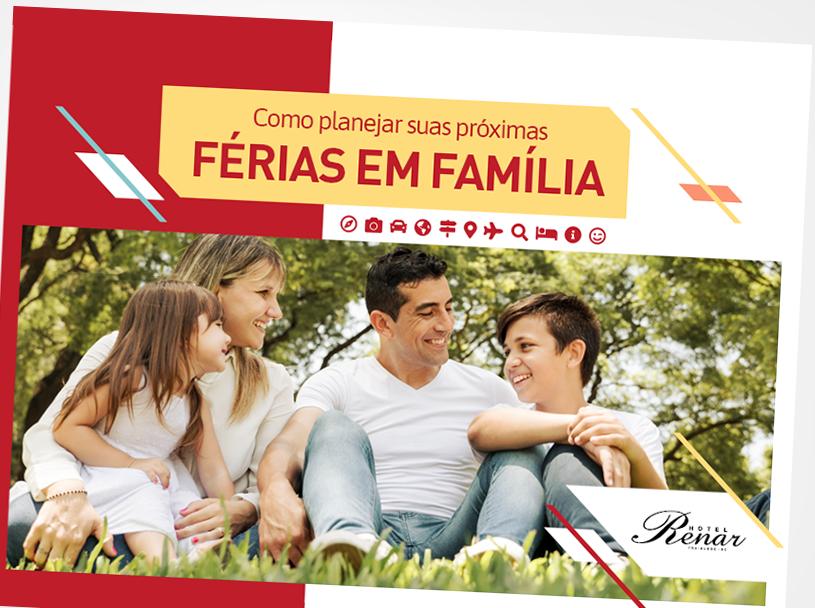 Renar - Férias em Família - Divulgação
