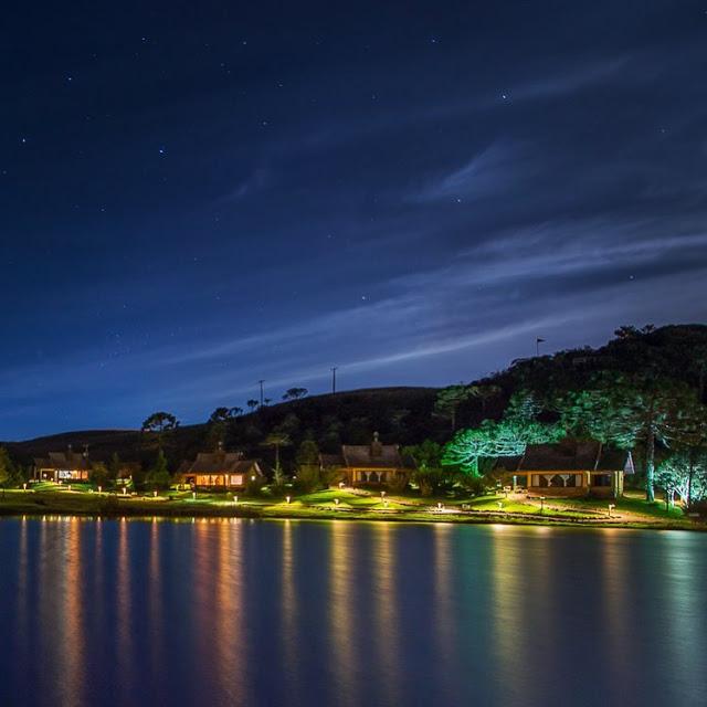 Rio do Rastro Eco Resort - Bom Jardim da Serra - SC