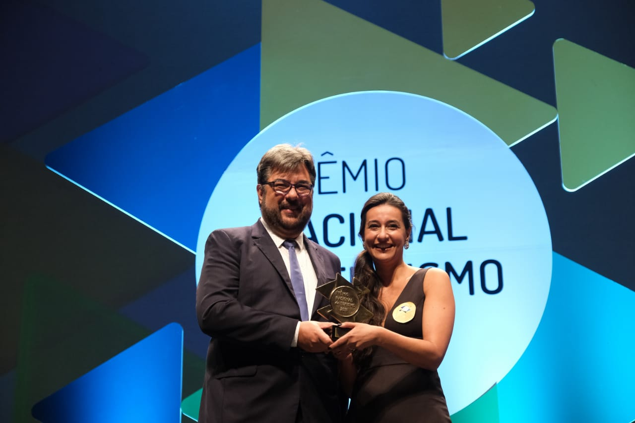 Beto Carrero World integra as iniciativas de destaque do Prêmio Nacional do Turismo