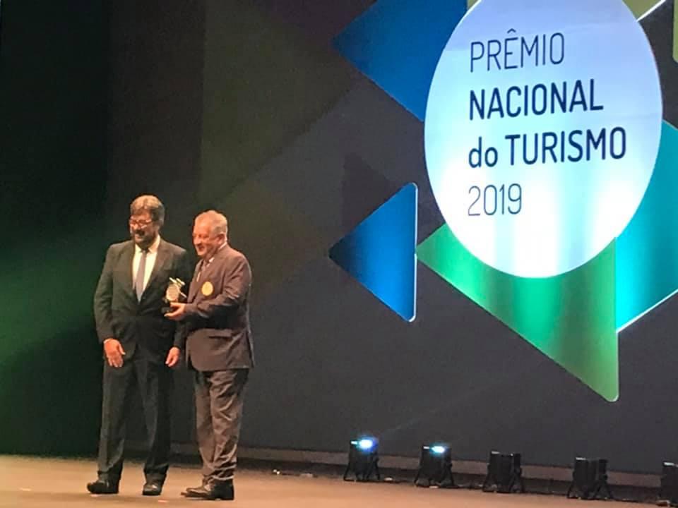 Tempo atípico - Santa Catarina segue com temperaturas frias e geadas-Festival das Cataratas é segundo colocado no Prêmio Nacional de Turismo