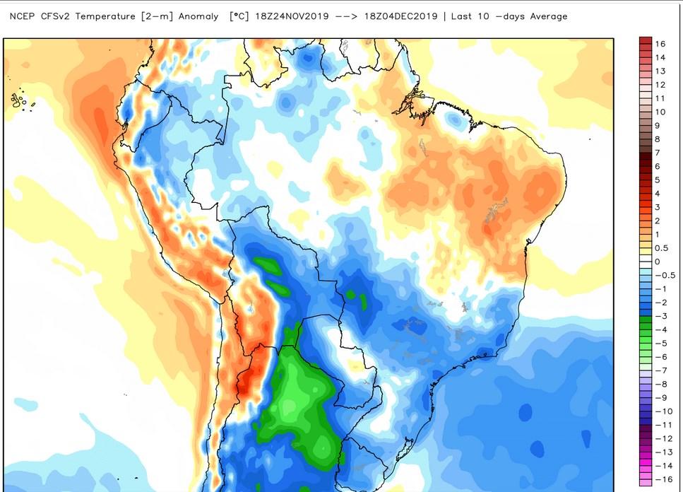 Tempo atípico - Santa Catarina segue com temperaturas frias e geadas - Divulgação: Ronaldo Coutinho/Piter Scheuer