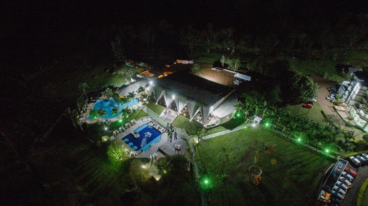 Pratas Thermas Resort & Convention, é um dos finalistas de um dos mais renomados títulos do turismo no estado
