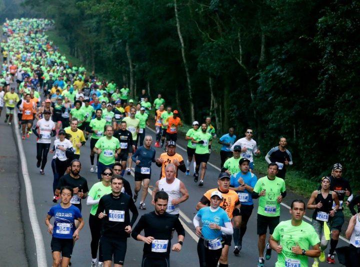 Serra Catarinense-Abertas as inscrições para a 13ª Meia Maratona das Cataratas