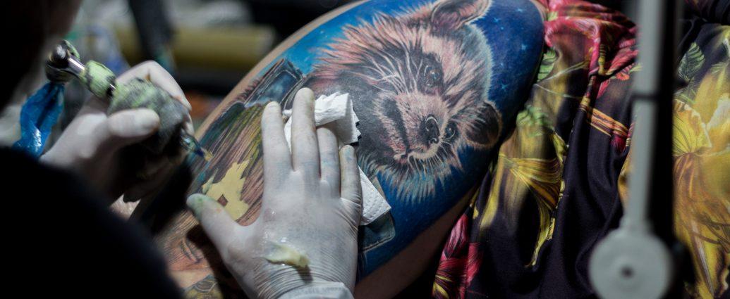 Convenção Internacional de Tatuagem acontecerá em Blumenau