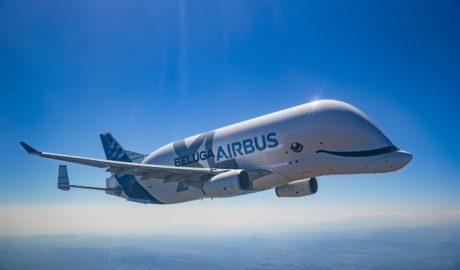 Beluga XL iniciou suas operações com a certificação da agência europeia