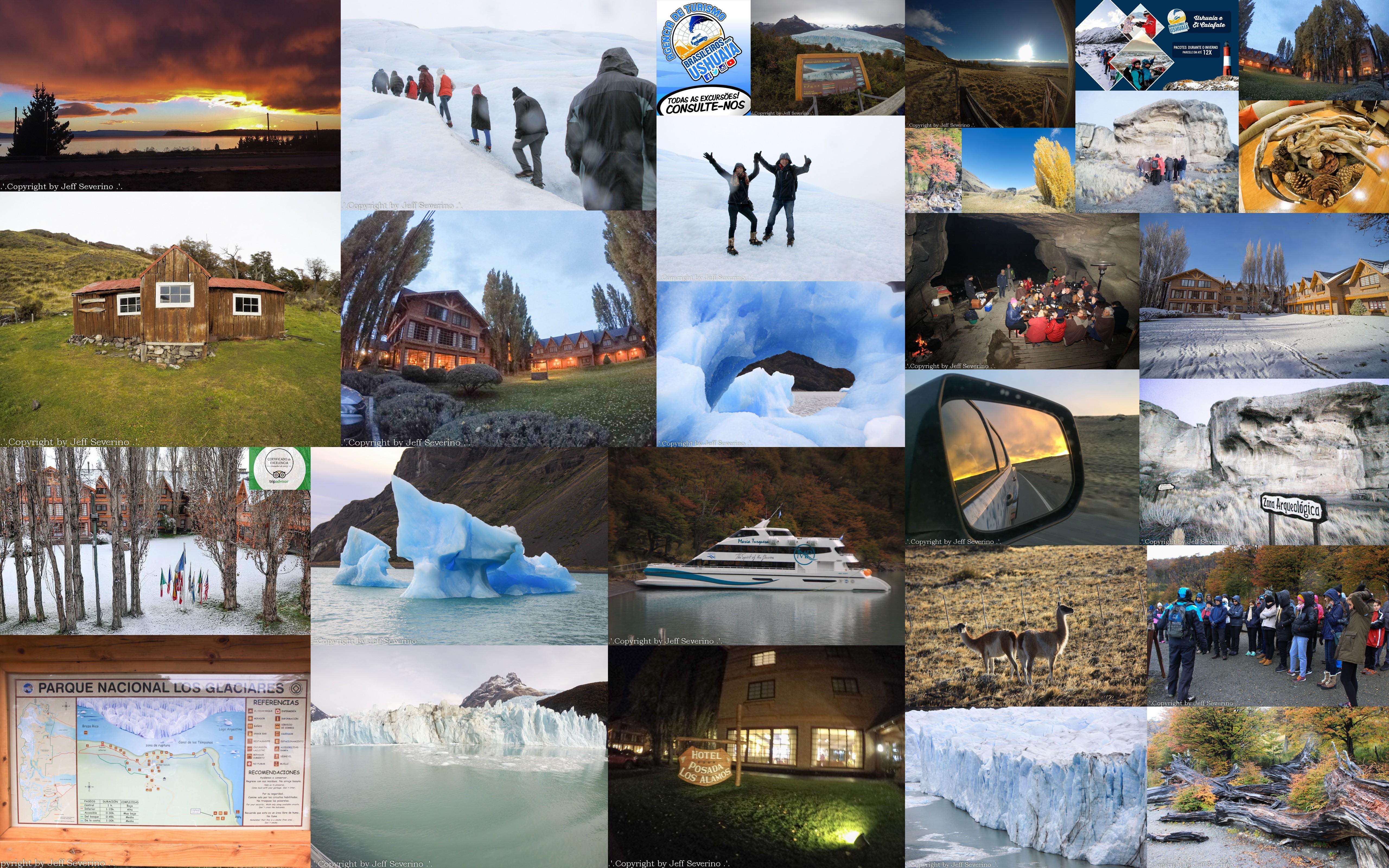 A agência, especializada em roteiros da Patagônia Argentina, está organizando uma viagem em grupo com guia pela região