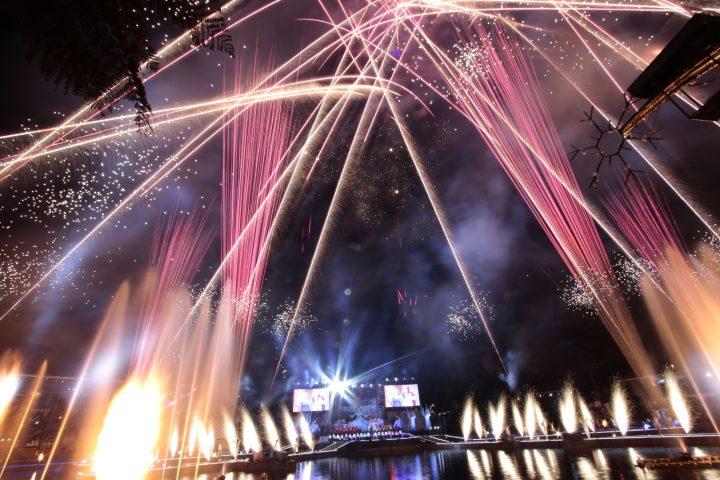 Illumination - Natal Luz de Gramado - Foi o show mais visto com 47% do público pagante