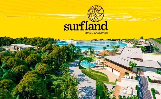 Surfland Brasil - Clube e Resort, que dará início às obras ainda este mês com previsão de abertura para o final de 2022