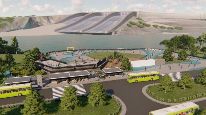 O turismo da usina de Itaipu contará com um novo circuito turístico