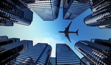 Brasil da boas vindas aos turistas estrangeiros por via aérea