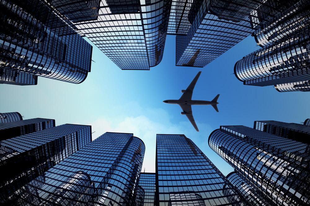 Começou Quanto ao market share comparativo geral das vendas no ano de 2019, o segmento Aéreo Nacional representa 40,8% do total