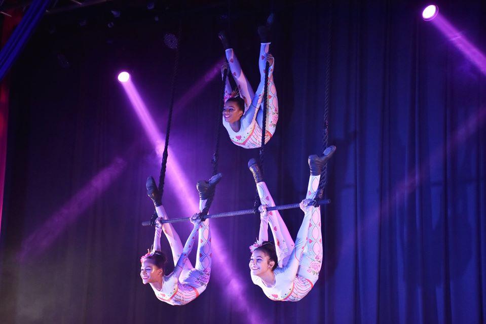 Apresentação Circo Escola Instituto Beto Carrero