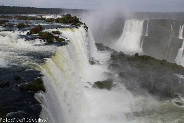 Começou-Parque Nacional do Iguaçu abrir mais cedo no carnaval
