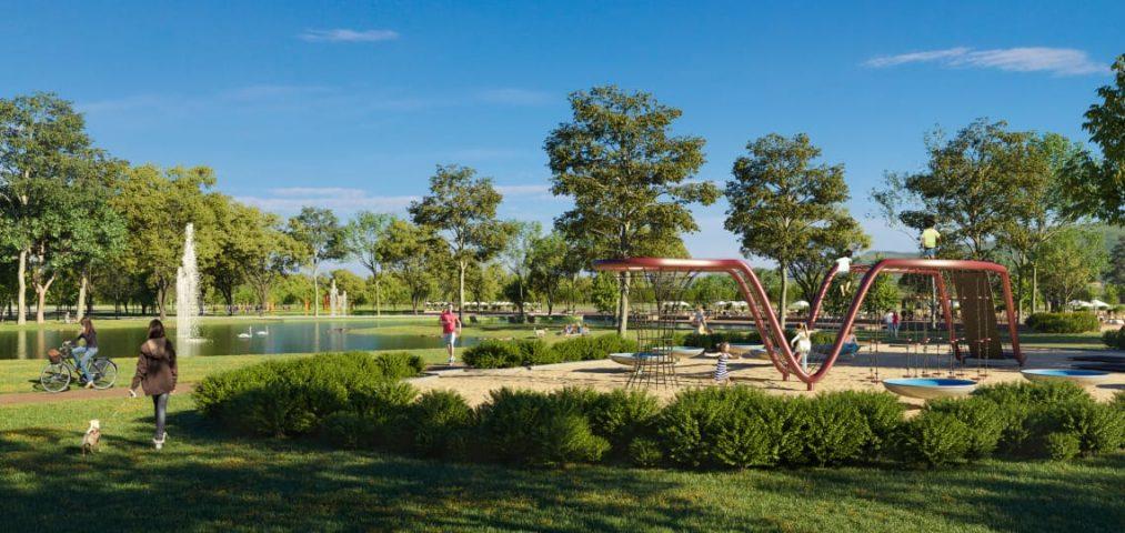 Empresa inicia a construção do primeiro bairro parque de Santa Catarina, assinado por Jaime Lerner, o segundo maior urbanista do mundo