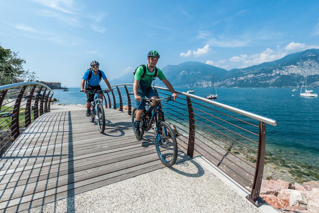 """Começou Garda by Bike, uma ciclovia batizada de """"mais bela de toda a Europa"""""""