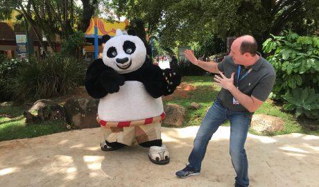 Parque Beto Carrero World tem novo diretor comercial