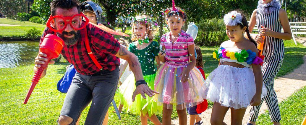 Floripa Airport terá Bailinho de Carnaval infantil neste sábado