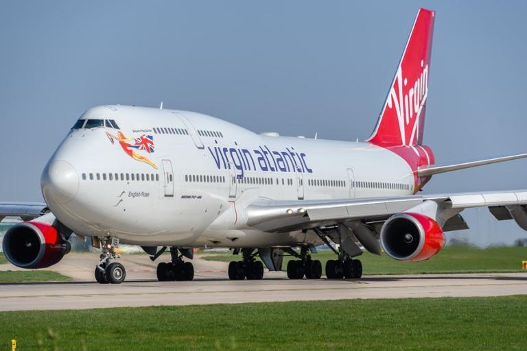 A companhia aérea inglesa Virgin Atlantic recebeu autorização da Agência Nacional de Aviação Civil (Anac) para operar voos internacionais no Brasil-Final de feridão