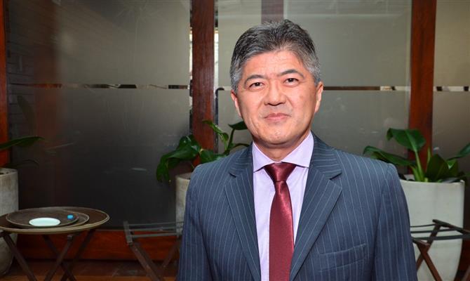 Presidente executivo da Abracorp, Gervasio Tanabe