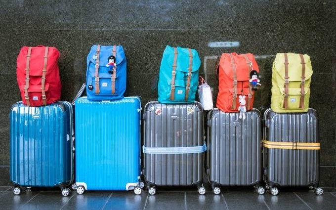 Cuidados para uma bagagem excessivamente pesada e até perigosa